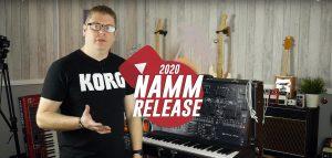 Korg Arp 2600 NAMM 2020
