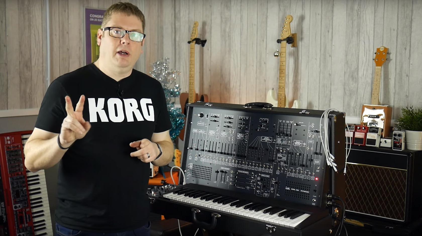 Korg Arp 2600 Reboot Reissue 2